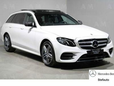 usata Mercedes 400 Classe E Station Wagond 4Matic Auto Premium usato