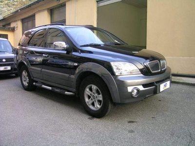 gebraucht Kia Sorento 2.5 16V CRDI 4WD EX Top