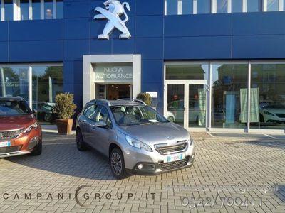usata Peugeot 2008 1.6 e-HDi 92 CV Stop&Start ETG6 Active