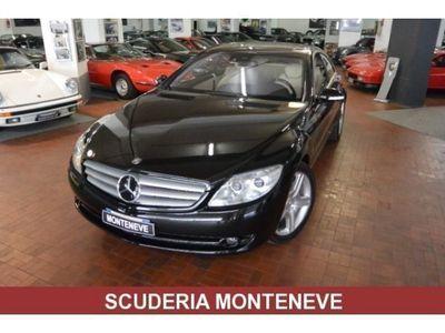 używany Mercedes CL500 SPORT-PERFETTA COME NUOVA-5 TAGLIANDI MERCEDES