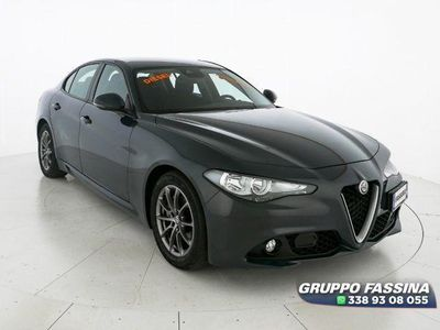 gebraucht Alfa Romeo Giulia Giulia 2.2 Turbodiesel 150 CV AT8 Super2.2 Turbodiesel 150 CV AT8 Super
