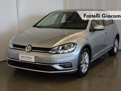 usata VW Golf 1.6 TDI 115CV DSG 5p. Business BlueMotion Technology del 2018 usata a Assago