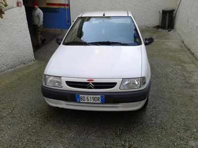 used Citroën Saxo 1.5 diesel 3 porte X