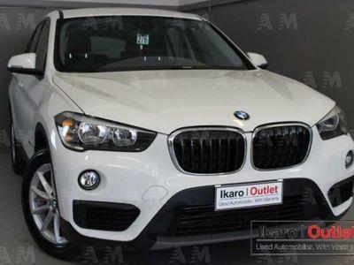 usata BMW X1 X1xDriv