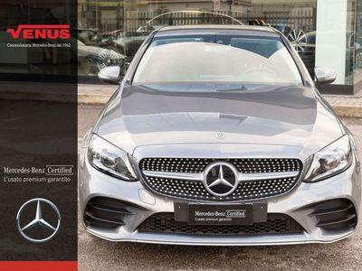usata Mercedes C220 Classe C Classe C-W205 2018 Berlina D.d Premium auto