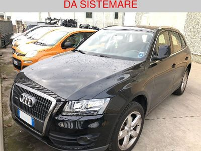brugt Audi Q5 2.0 TDI 170 CV quattro