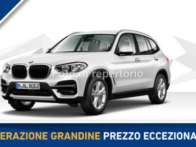 usata BMW X3 X3xDrive20d ADVANTAGE