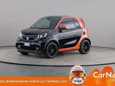 usata Smart ForTwo Coupé 0.9 66kw Turbo Radical Twinamic