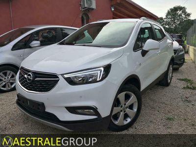 usata Opel Mokka X 1.6 CDTI 136 CV - NAVIGATORE-C.LEGA-SENSORI PARK