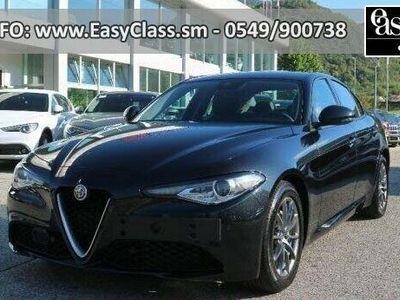 usata Alfa Romeo Giulia 2.2 Turbodiesel 136 CV AT8 SUPER NAVI XENO