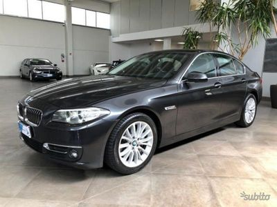 usado BMW 525 Serie 5 525(F10/F11) Luxury *NAV...