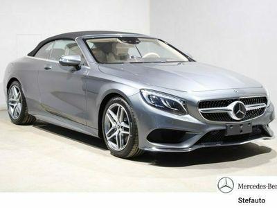 usata Mercedes S560 (500) Cabrio Maximum COMAND