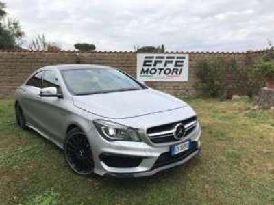 usata Mercedes CLA45 AMG 4matic superbollo 2018 pagato benzina