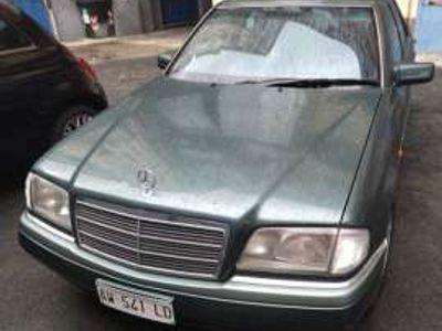 usata Mercedes C180 CAT CLASSIC IMPIANTO GPL VALIDO FINO 2029 Benzina/GPL