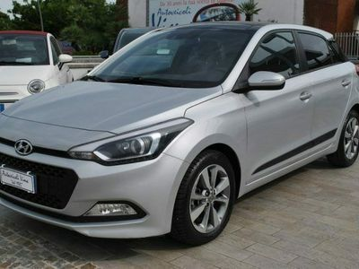 "usata Hyundai i20 1.1 CRDi 12V 5 porte Go! Plus ""Tetto Apribile"" rif. 11616928"