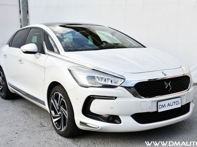 usata DS Automobiles DS5 2.0 bhdi 180 Sport Chic