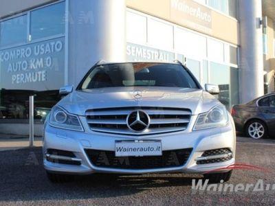usata Mercedes 250 Classe C Station WagonCDI 4Matic BlueEFF. Avantgarde usato