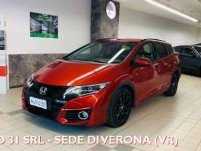 usata Honda Civic Tourer 1.6 i-DTEC Elegance Navi Diesel