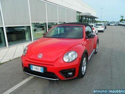 used VW Maggiolino Cabrio 2.0 TDI 150 CV Sport BlueMotion Technology Roma