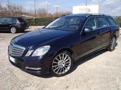 usado Mercedes E250 CDI S.W. BlueEFFICIENCY Avantgarde