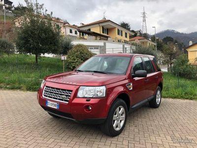 używany Land Rover Freelander -