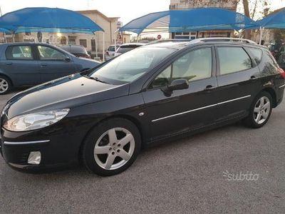 usado Peugeot 407 2.0hdi 122.000km perfetta