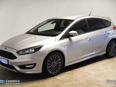 usata Ford Focus 1.5 tdci ST-line s&s 120cv 5p