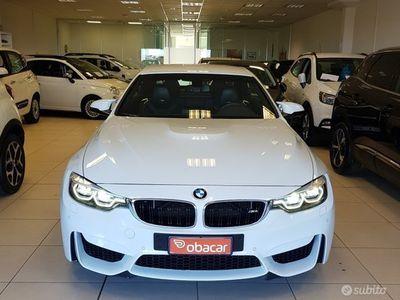 usata BMW M4 Cabriolet km certificati garanzia
