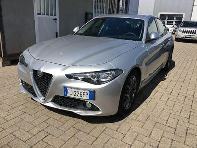 usata Alfa Romeo Giulia 2.2 Turbodiesel 150 CV AT8 Business