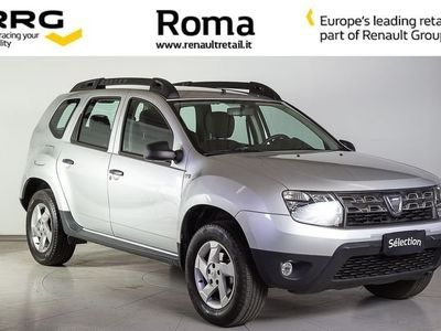 gebraucht Dacia Duster 1.5 dCi 90CV S&S 4x2 Serie Speciale Ambiance Famil
