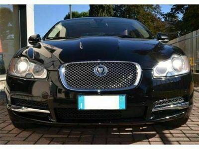 usata Jaguar XF 1ª serie (X250) 3.0 DS V6 Luxury