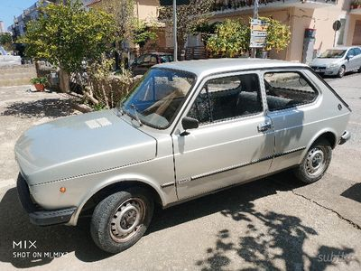 usata Fiat 127 - Anni 70 unico proprietario