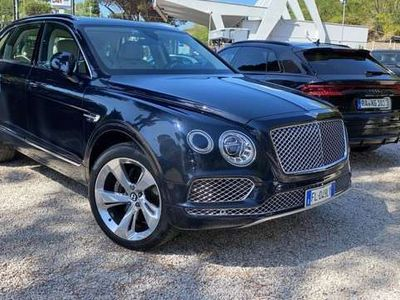 usata Bentley Bentayga diesel v8