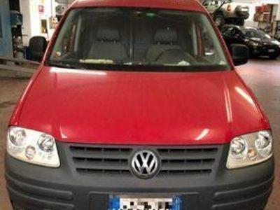brugt VW Caddy Maxi 2.0 Ecofuel 4p. Van COIBENTATO FRIGO