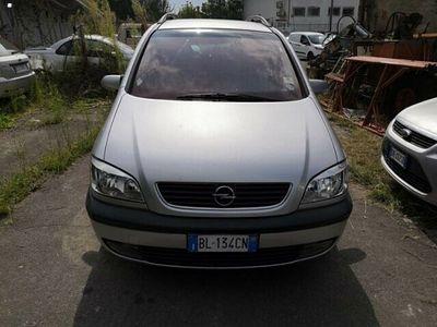 used Opel Zafira 1.8 16V cat CDX