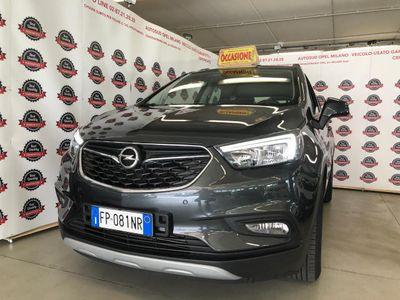usata Opel Mokka X 1.6 CDTI 110cv Advance