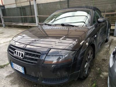 usata Audi TT Roadster 1.8 T 20V 179 CV cat usato