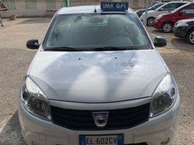 usata Dacia Sandero 1ª serie 1.2 benzina GPL - 2012