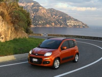 usata Fiat Panda 1.2 K-WAY E6