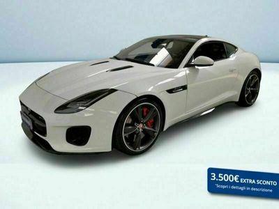 usata Jaguar F-Type Coupe 3.0 V6 s/c R-Dynamic awd 380cv auto