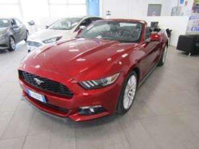 usata Ford Mustang Mustang Convertible 2.3 EcoBoost aut.Convertible 2.3 EcoBoost aut.