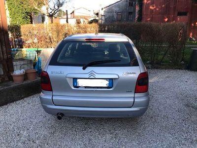 usata Citroën Xsara 1.4 HDi cat S.W. Chrono
