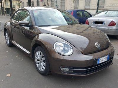 brugt VW Maggiolino 1.6 TDI Design - New - 2012