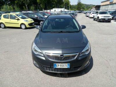 usata Opel Astra 1.4 Turbo 140CV GPL Tech