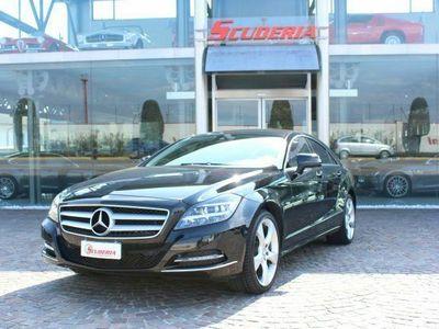 usata Mercedes CLS350 CDI BlueEFFICIENCY 4Matic Iva esposta