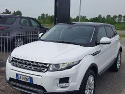 used Land Rover Range Rover evoque 2.2 SD4 5p. Pure
