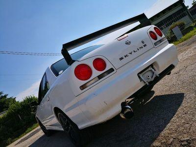 usata Nissan Skyline r34 gt