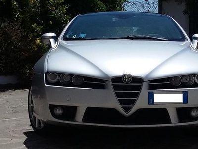 usata Alfa Romeo Brera 2.4 JTDm 200 cv perfette condiz. NAVIG