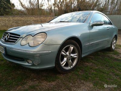 usata Mercedes CLK240 del 2002