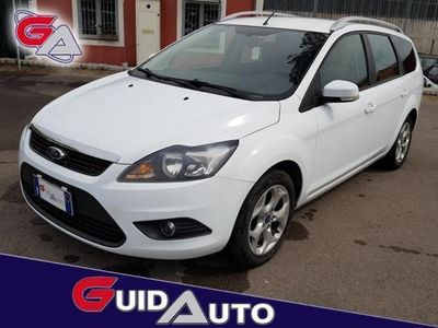brugt Ford Focus Station Wagon 1.6 TDCi 115CV SW DPF Business